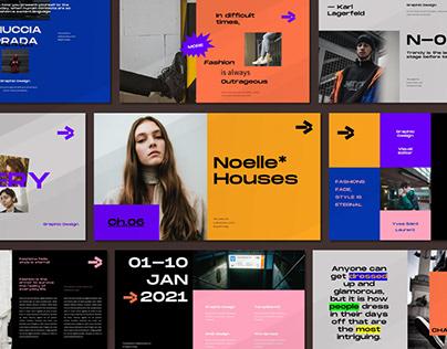 Noelle Keynote Template