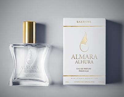 Almara Alhura | Perfume Branding