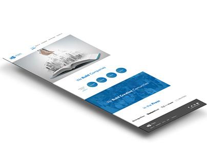 Midgate   website design