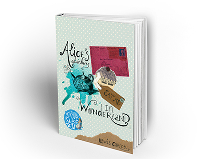 Alice in Wonderland Book Illustrations