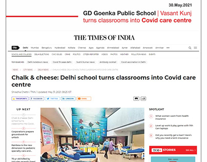 Gd Goenka Vasant Kunj | delhi