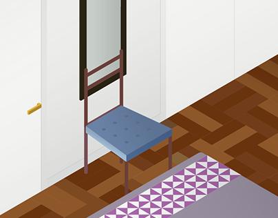 Ilustración | Ciudad Dormitorio
