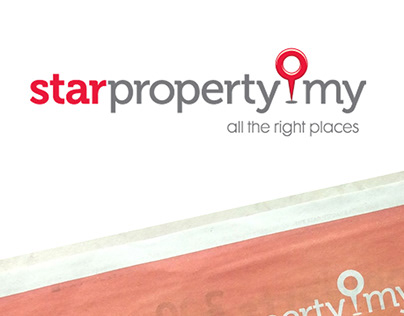 StarProperty.My Branding & Typography