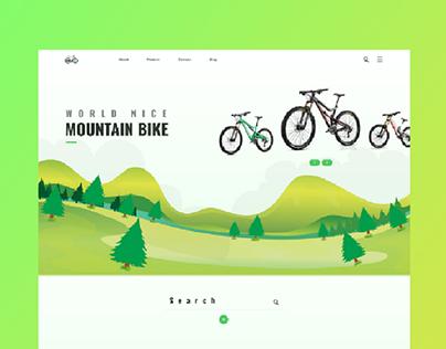 Mountain Bike Store