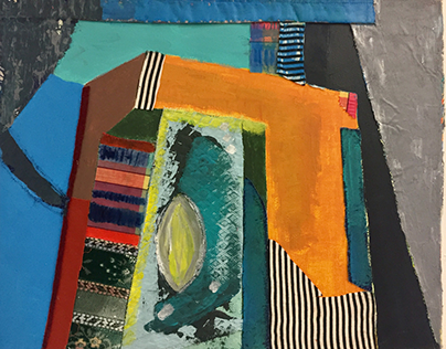 Painting ( Texture and fabric)