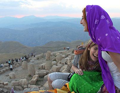 Happiest Mountain of Nemrud