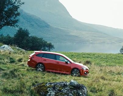 Subaru Levorg - Lanseringsfilm