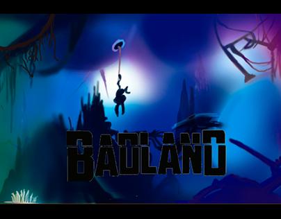 An interactive game - BADLAND