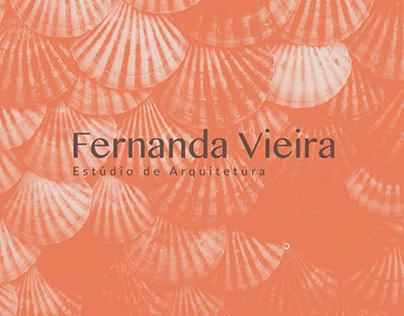 Logotipo Fernanda Vieira