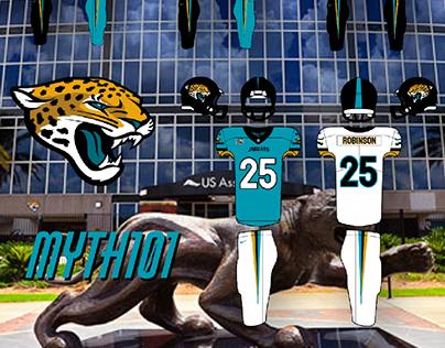 NFL Uniform Redesigns