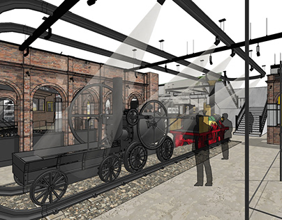 Subject: Museum Design - Industrial Revolution