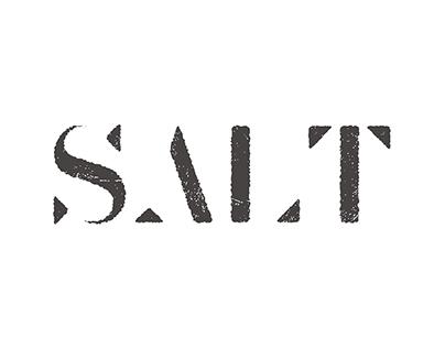SALT - Branding, CI, Logo