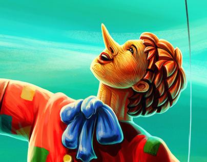 Pinocchio, OCC Poster