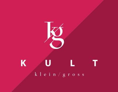 KULT    klein/gross    branding