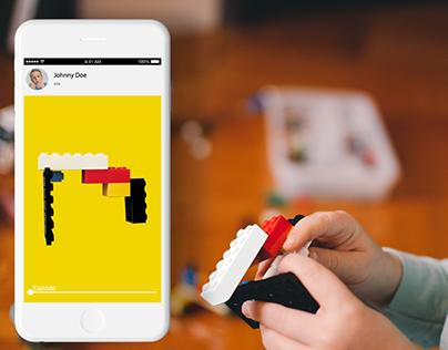 xLEGO - toy & app