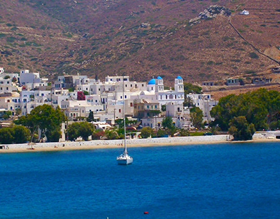 Amorgos, Cyclades (Greece)