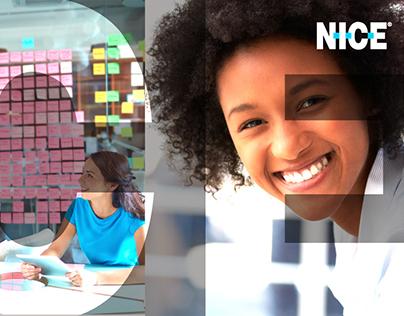 NICE / Linkedin Campaign