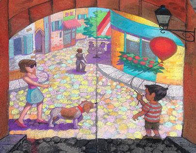 Chalk Art Italia