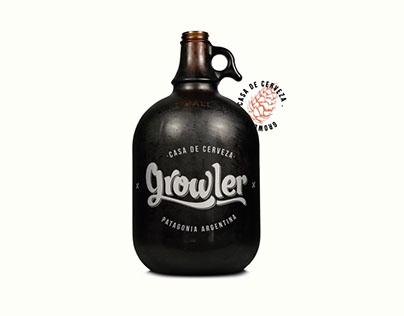 Growler - Casa de cerveza