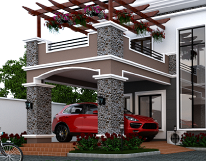 6 BEDROOM DESIGN & VISUALISATION.