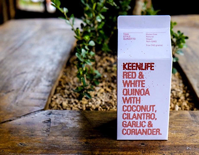Keenlife Branding & Packaging
