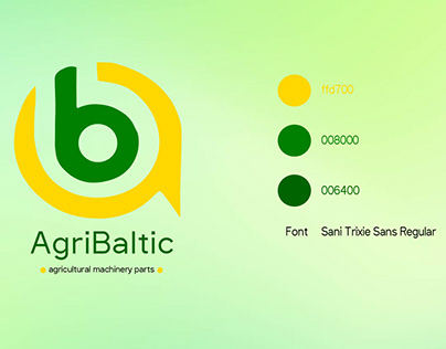 "Logo for ""AgriBaltic"""