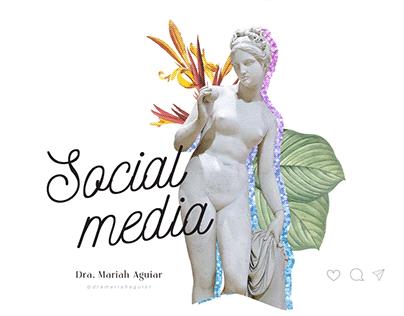 SOCIAL MEDIA: Dra Mariah Aguiar