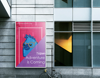 Discovery Children's Museum Mascot Reveal - Advert
