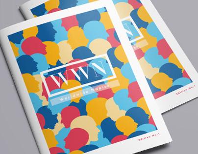 Multilingual/Multicultural Magazine Design