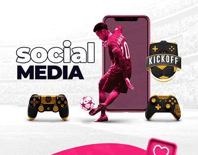 E-Sports Social Media
