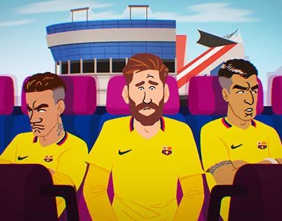 Messi loosing again
