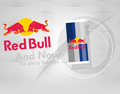 RedBull - ِAnnual Report MotionGFX