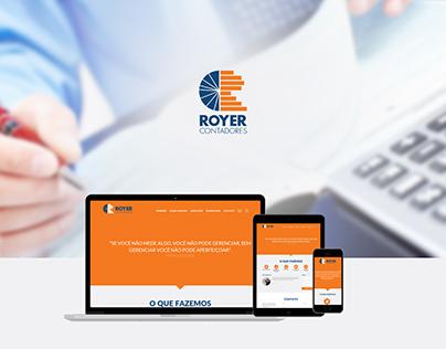 Website - Royer Contabilidade