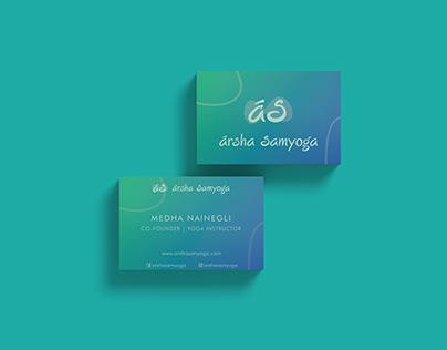 Arsha Samyoga Branding
