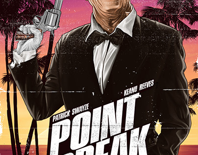Point Break Remake