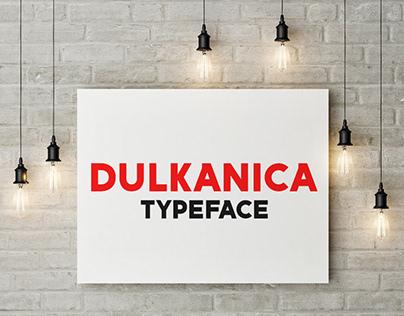 Dulkanyca Font 2.5