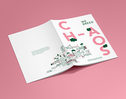 WE BREED CHAOS- 1000 Word Manifesto in a 6pp booklet
