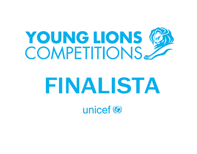 Finalista Young Cannes Lions Uruguay 2016 // Unicef