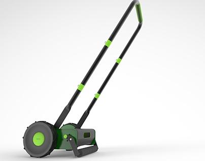 IKEA Manual Push Lawn Mower - 2nd Year Project
