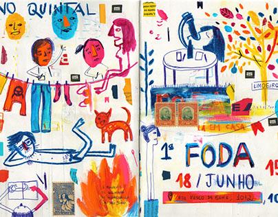 Cartazes FODA
