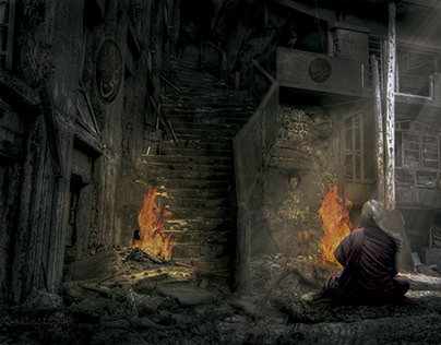 Adoración Budista