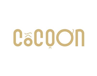 Cocoon / Ken typeface