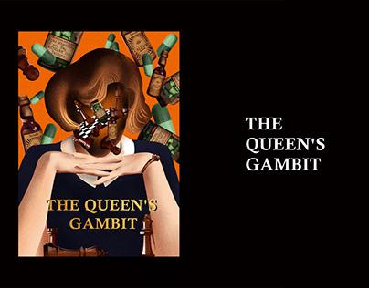"""""""The Queens gambit"""""""