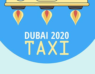 Dubai 2020 Taxi?!