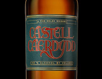Castell Caerdydd Welsh Whiskey