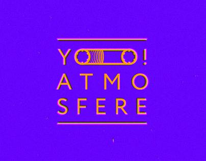 YO!ATMOSFERE! logo