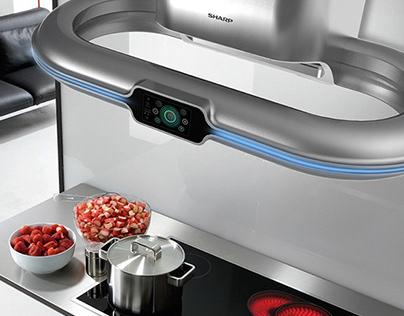 富士康智能廚房 ID UI UX設計案