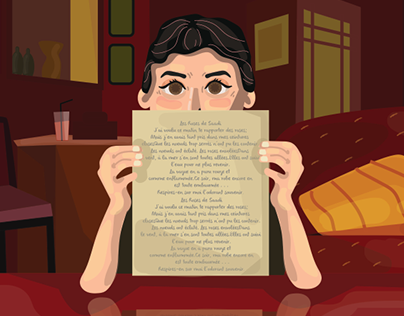Amélie And The Letter
