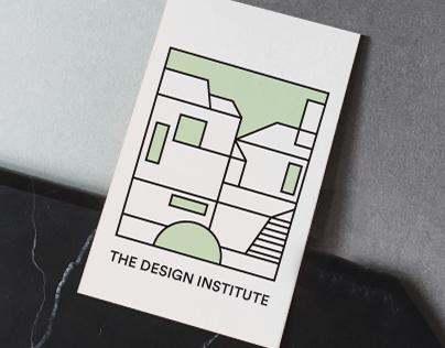 The Design Institute — Identity