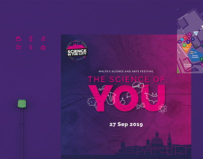 The Science of YOU - Science in the City Valletta 2019